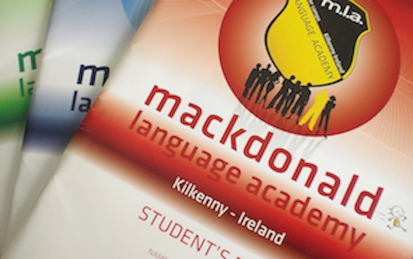 mackdonald English school books