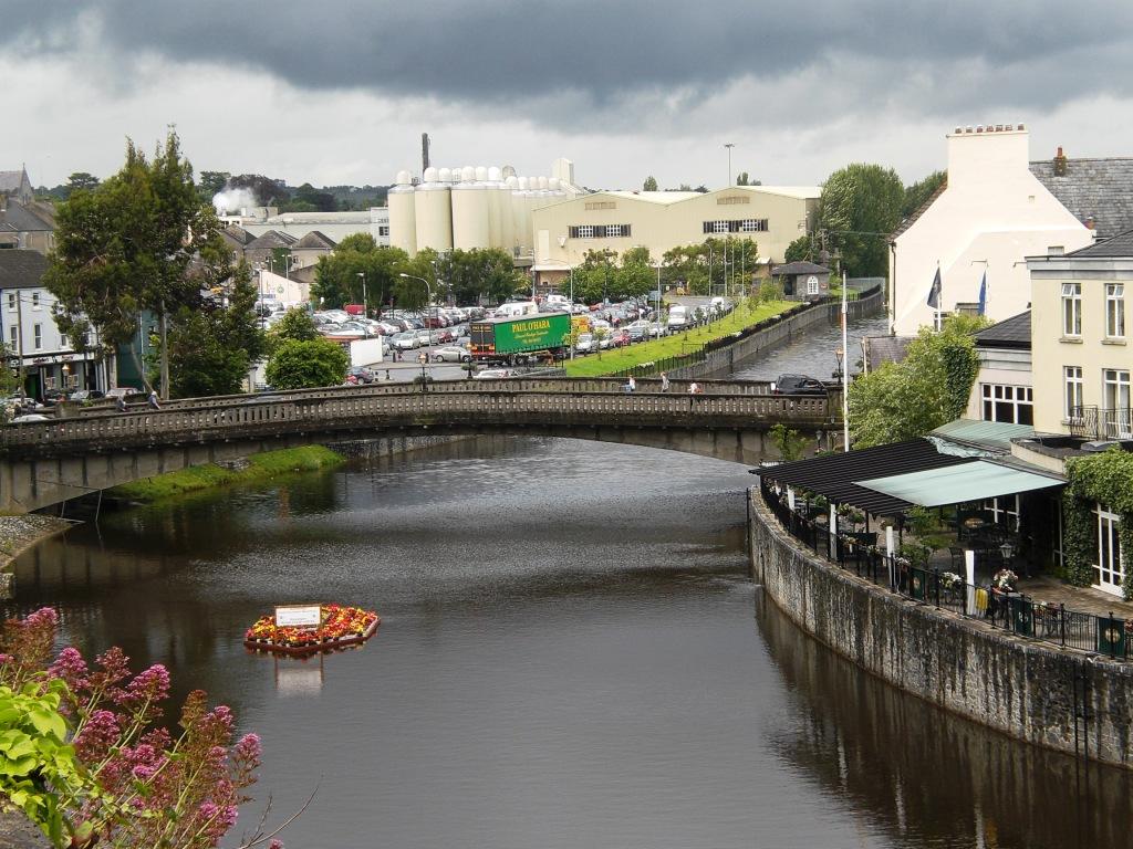 Englisch-Sommercamp in Kilkenny, Irland