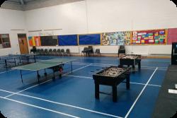 Sporthalle in Kilkenny