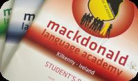 Los libros de texto mackdonald