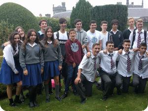 Программа средней школы Ирландии