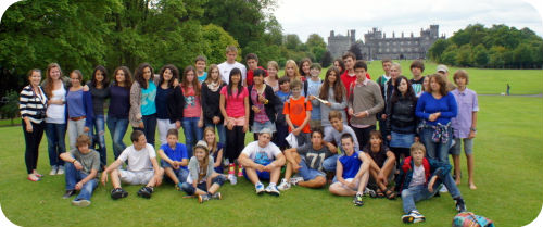 English summer camps in Ireland