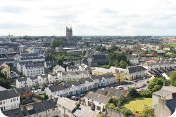Kilkenny in the South-East of Ireland